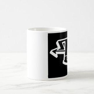 Qlimaxの賭博のマグ コーヒーマグカップ