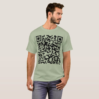 QRコード02 Tシャツ