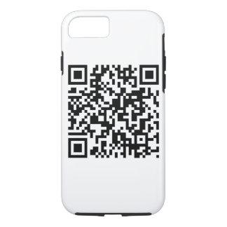 QRコード iPhone 8/7ケース