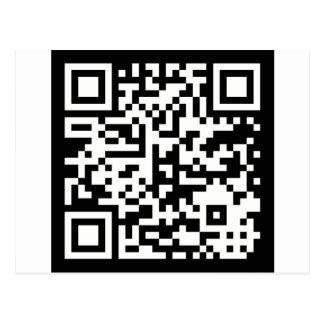 QRコードCódigo ポストカード