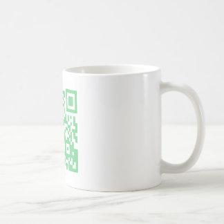 QRBlaster QRCodeプロダクト コーヒーマグカップ