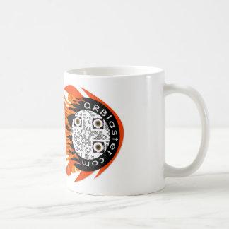 QRCodeのマグ コーヒーマグカップ
