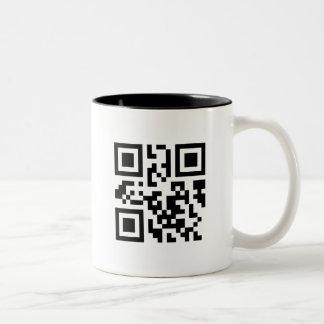 QRMug ツートーンマグカップ
