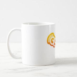 Qtownのマグ コーヒーマグカップ