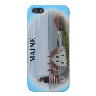 Quaddyの西のヘッド灯台 iPhone 5 カバー