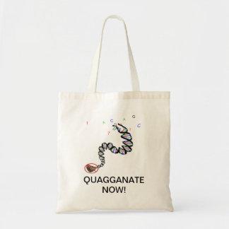 Quagganatorの再使用可能なバッグ トートバッグ