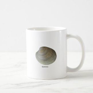 Quahogのハマグリ コーヒーマグカップ