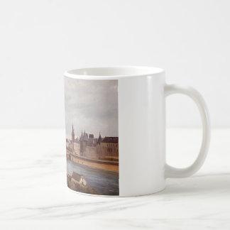Quai de GesvresからのPontのauの変更の眺め コーヒーマグカップ