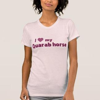 Quarabの馬 Tシャツ