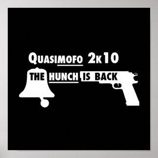 Quasimofo ポスター