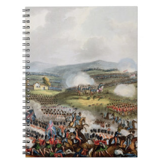 Quatreのブラの戦い、「Mからの1815年6月16日、 ノートブック