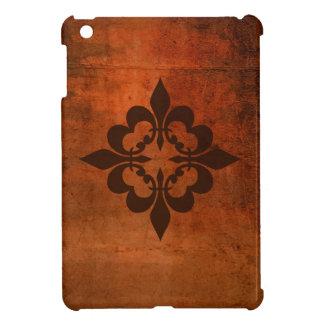 Quatreの(紋章の)フラ・ダ・リ iPad Miniケース