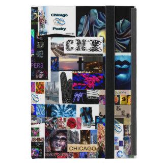Queの本質の表現コンピュータ抽象美術(1) iPad Mini ケース