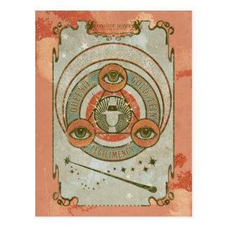 Queenie Goldstein Legilimencyのグラフィック ポストカード