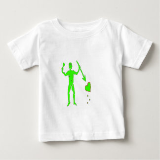 Quelch緑のジョン ベビーTシャツ