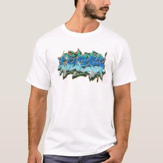 QUESの落書き Tシャツ