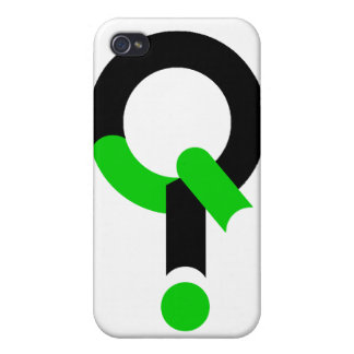 Questionist iPhone 4/4S カバー