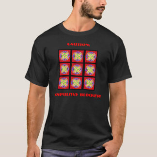 Quilterの暗いTシャツ Tシャツ