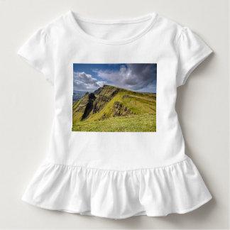 QuiraingのSkyeの島 トドラーTシャツ