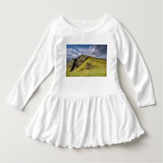 QuiraingのSkyeの島 ドレス