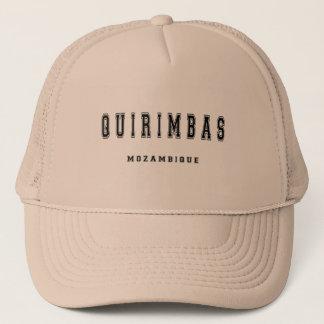 Quirimbasモザンビーク キャップ