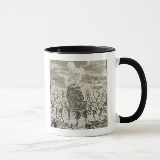 Quitchi-Manitouへの犠牲、か素晴らしいSpi マグカップ