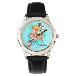 @QUIXOTEdotTVによる友人の時間 腕時計