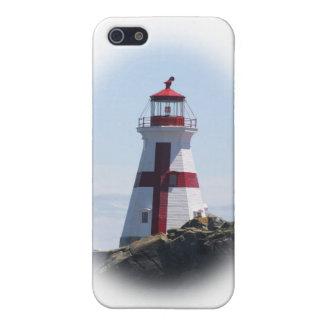 Quoddyの東の灯台 iPhone 5 Cover