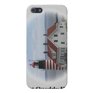 Quoddyの西のヘッド灯台 iPhone 5 カバー