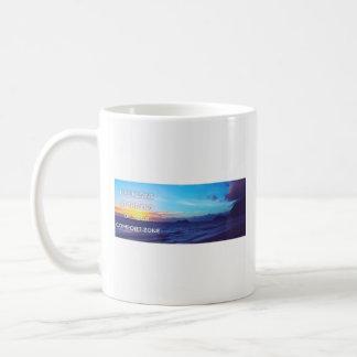 Quotableマグ-生命始まります-インスパイア コーヒーマグカップ