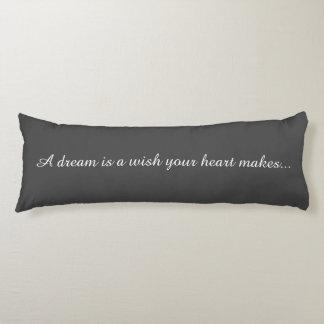 Quotable夢のベッド枕 ボディピロー