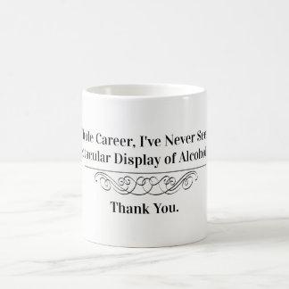 Quoteおもしろいで恥知らずな博士 コーヒーマグカップ