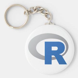 Rの統計的ソフトウエアプロダクト キーホルダー