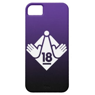 R18(W) iPhone 5 ケース