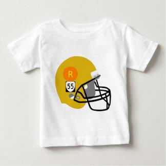R55フットボール・チーム ベビーTシャツ