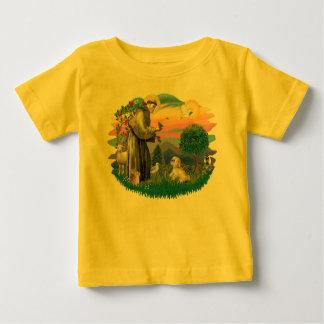 (r)ラサApso ベビーTシャツ