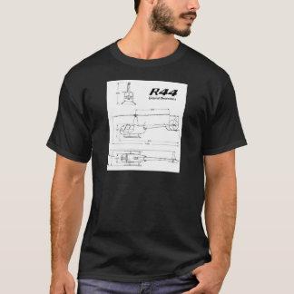 R-44ロビンソン Tシャツ