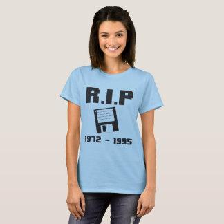 R.I.Pフロッピィ1972-1995年 Tシャツ