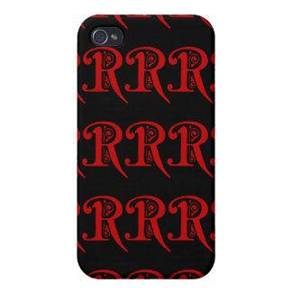 R iPhone 4 カバー