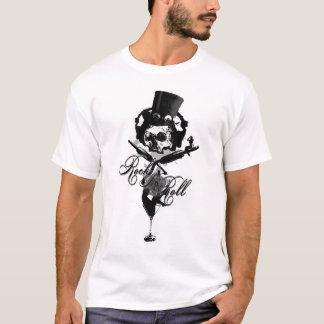 R+R (石nロール) Tシャツ