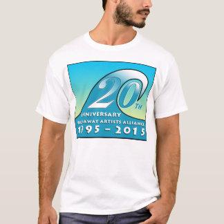 RAA第20記念日のTシャツ Tシャツ