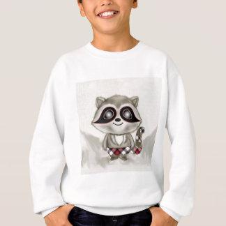 Raccoon氏の服装およびTシャツ スウェットシャツ