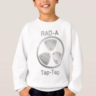 radataptap_steel スウェットシャツ