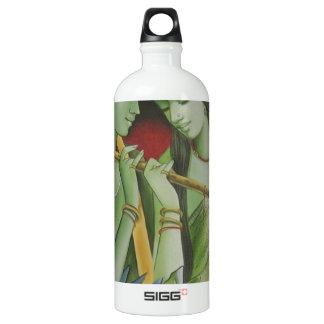 RADHA KRISHNAの油絵 SIGG トラベラー 1.0L ウォーターボトル