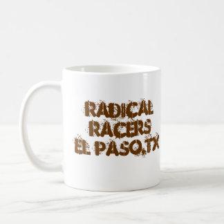 RadicalRacersEl Paso、TX コーヒーマグカップ