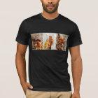Rae、暴れ者およびRandell Tシャツ