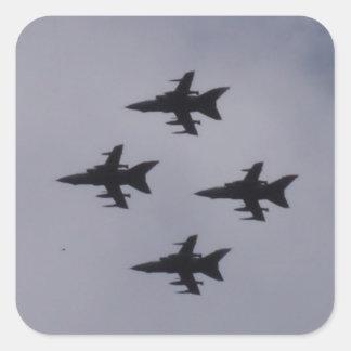RAFのトルネード スクエアシール