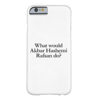 rafsan Akbar Hashemiする何が Barely There iPhone 6 ケース