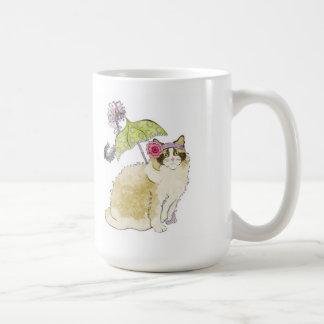 Ragdollのマグ コーヒーマグカップ