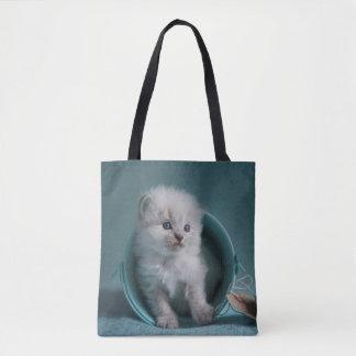 Ragdollの子ネコ トートバッグ
